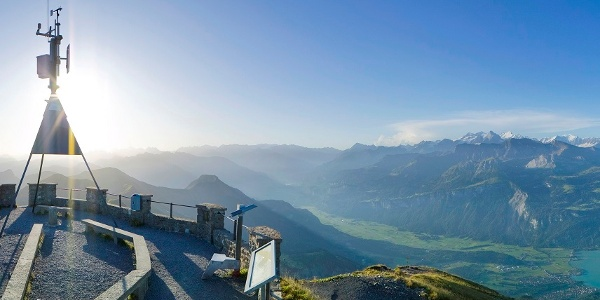 Aussichtspunkt Brienzer Rothorn