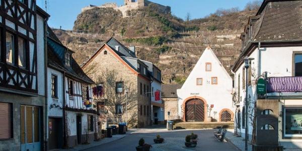 Kobern-Gondorf: Die Niederburg