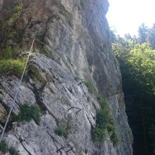 Foto von Wanderung: St. Anton im Montafon - Wasserfall • Montafon (18.07.2017 21:18:38 #1)