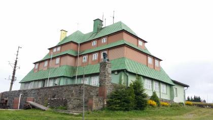 Berghütte Masaryk