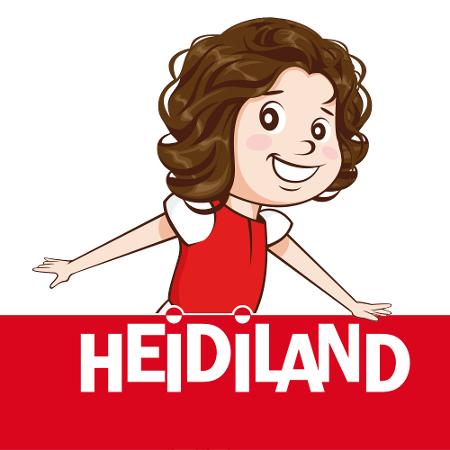 Logo Heidiland Tourismus AG