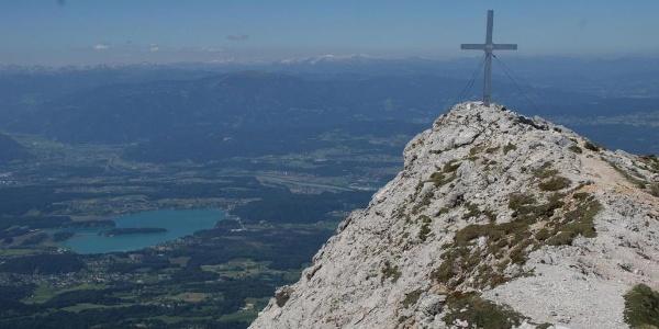Mittagskogel Gipfelkreuz