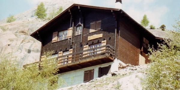 Berghütte Burghütte 1