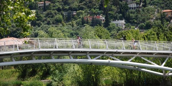 The bridge in Torbole