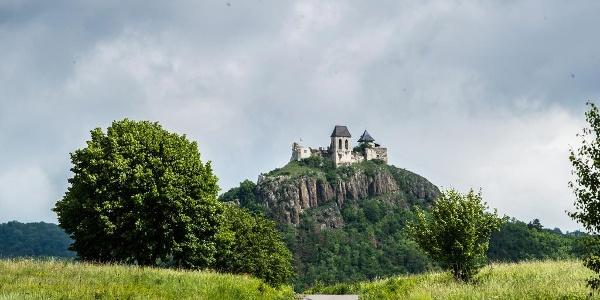 Die Burg von Füzér
