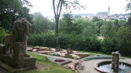 Bürgerpark Theresienstein Hof