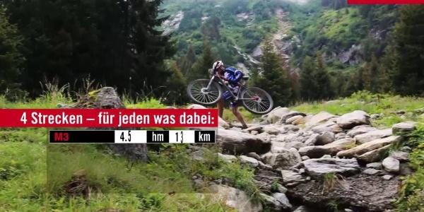 M3 Montafon Mountainbike Marathon | Trailer 2017 | Österreich