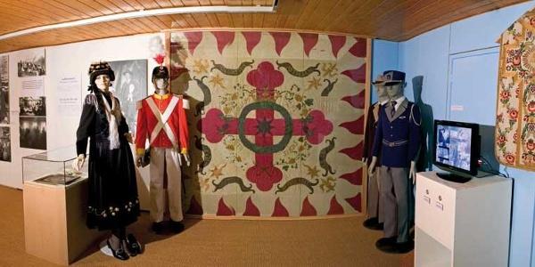 Lötschentaler Museum, Kippel