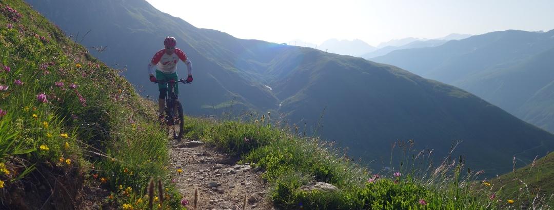 Val Val Oberalp Gotthard Single Trails Bike und Event