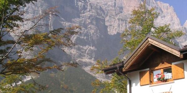 Hütte Croz dell'Altissimo
