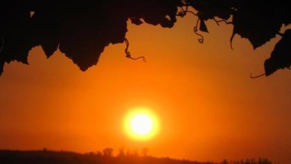 Aufbruch am frühen Morgen