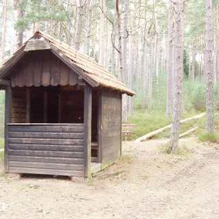 Schutzhütte auf der Islände
