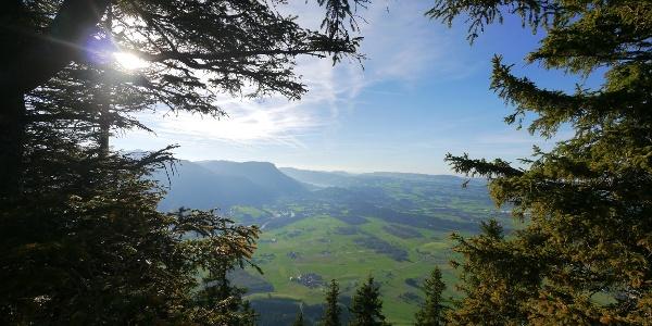 Bergtour: Über das Burgberger Hörnle - die Tour der Locals