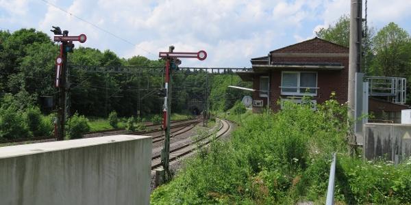 Betriebsbahnhof Langeland