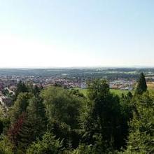 Panorama am Rauhen Kapf