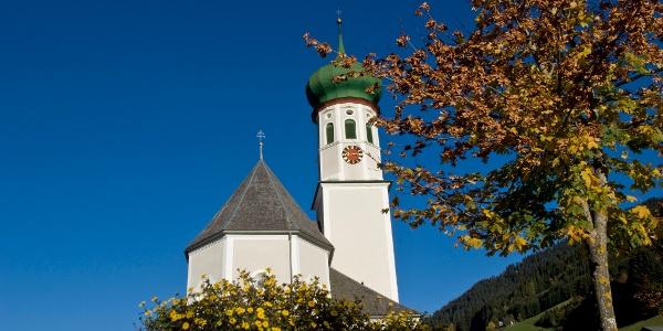 Barrockkirche Bartholomäberg