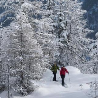 Winterwandern - Sölden