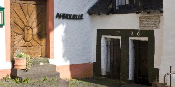 Die Ahrquelle in Blankenheim