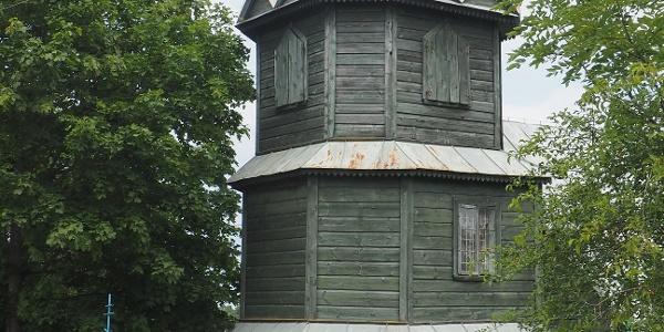 Orthodox Old Believers chapel in Wodzilky