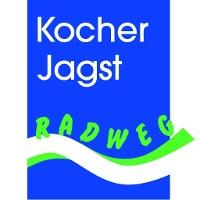 Routenlogo Kocher-Jagst-Radweg