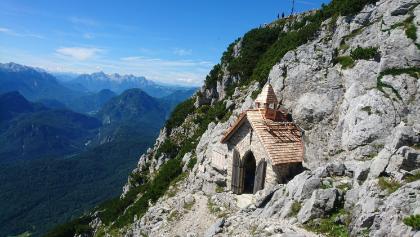 Kleine Kapelle am reichenhaller Haus
