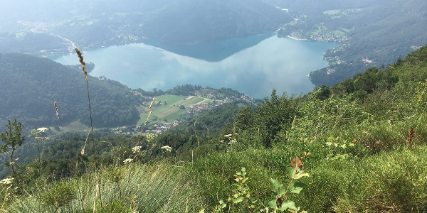 Vista dal Monte Cocca