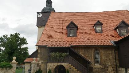 Bartholomäuskirche in Dornheim
