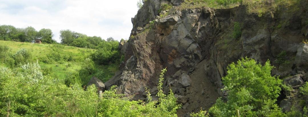 Vulkangarten Steffeln