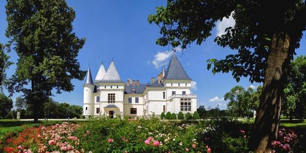A tiszadobi Andrássy-kastély