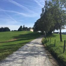 Foto von Mountainbike: Prefelnigtour - Mountainbike Tour am Ossiacher See (Nr. 10) • Villach - Faaker See - Ossiacher See (18.08.2017 12:26:59 #3)