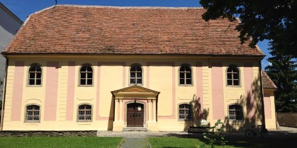 Evangélikus templom, Kőszeg