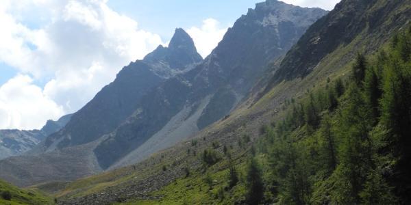 Blick ins Val Muragl
