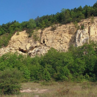 A Mátyás-hegy Dél-keleti kőfejtője