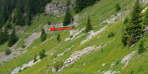 Schynige-Platte-Bahn.