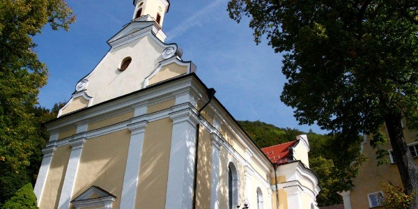 Wallfahrtskirche Ave Maria in Deggingen