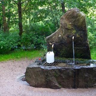 Romäusbrunnen