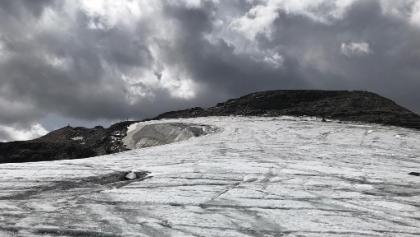schareck Gipfel vom Ostgradaufstieg
