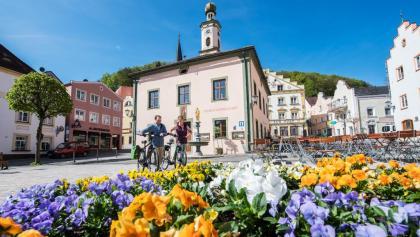 Radfahren um Riedenburg