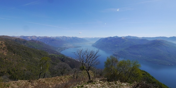 Bergtour auf den Monte Faierone