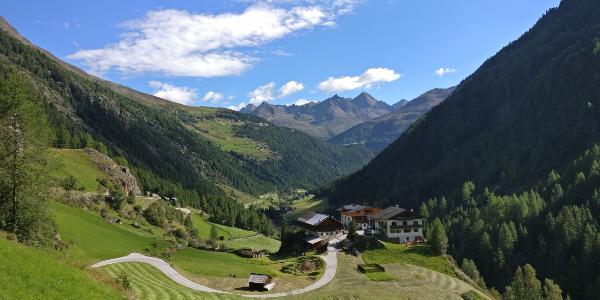 Das Venter Tal
