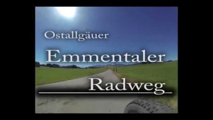 Ostallgäuer Emmentaler Radweg HD GoPro+