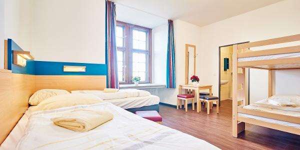 DJH Jugendherberge Wewelsburg - Zimmer