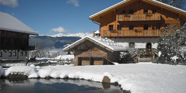 Winter Bacherhof
