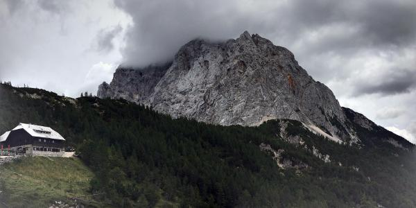 View from Vrsic pass