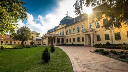 Almásy-kastély Látogatóközpont, Gyula