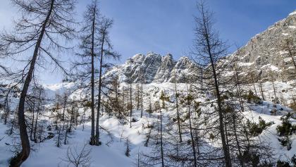 Skitour Hochalm
