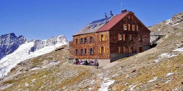 Defreggerhütte des Österreichischen Touristenklubs (ÖTK)