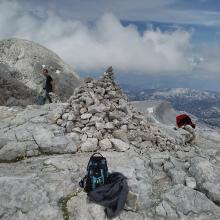 Gjaidstein Gipfel