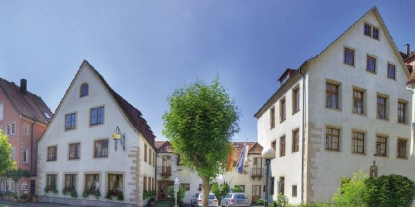 Schlosshotel Ingelfingen, Hohenlohe