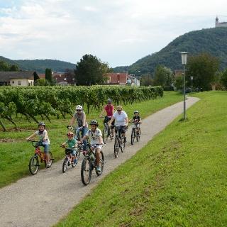 Radeln an der Fladnitztal-Radroute